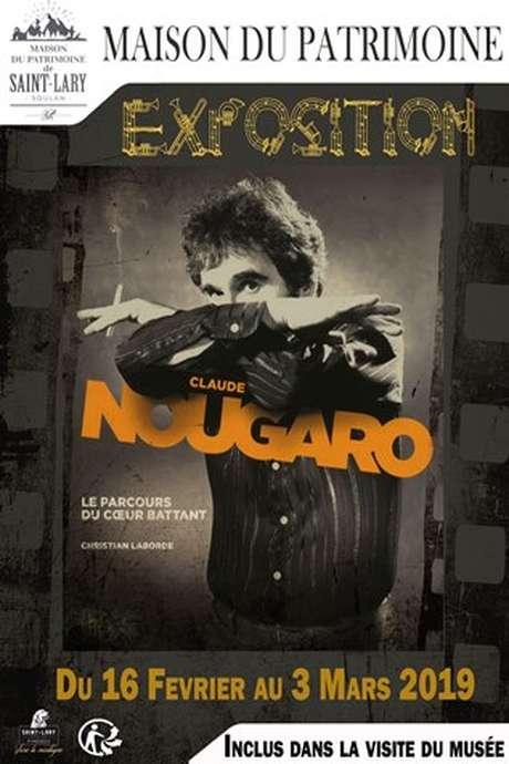 Exposition Claude Nougaro