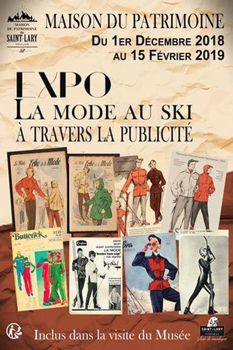 Expo La Mode au ski
