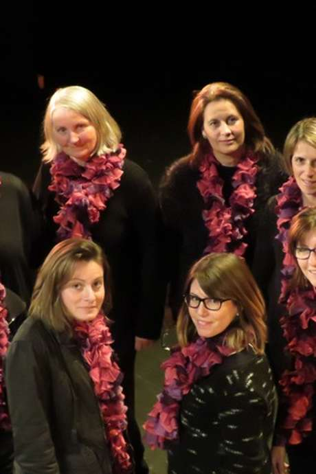 """Concert Chorale """"Les Centaurées du Nistos"""""""