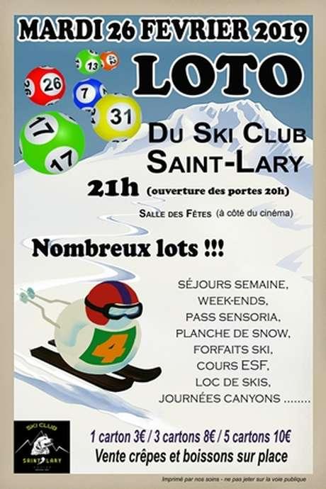 Loto du Ski Club