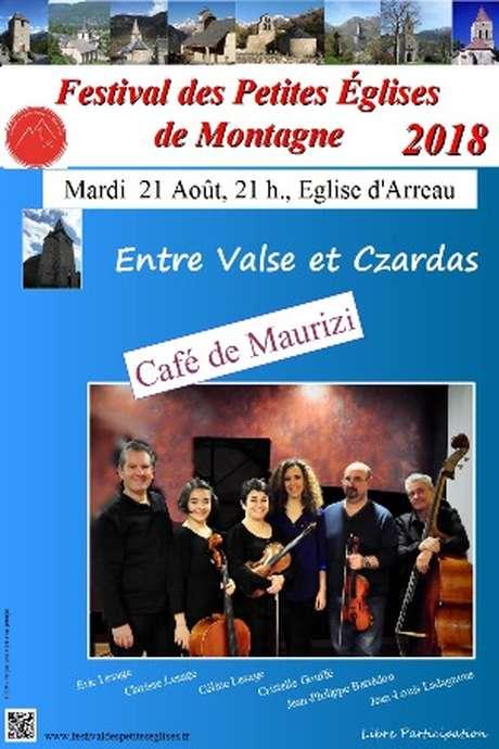 Festival Petites Eglises de Montagne - Arreau