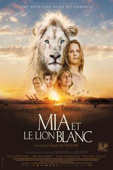 Cinéma Mia et le lion blanc