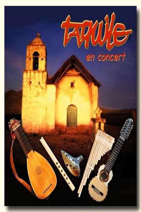 Concert avec le groupe Taquilé