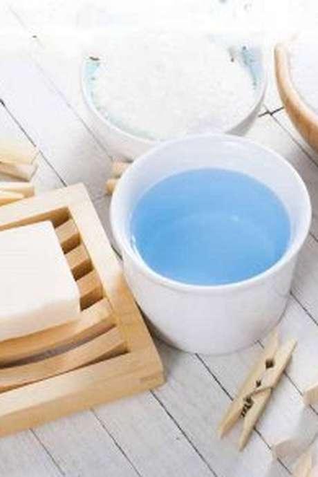 Atelier lessive maison