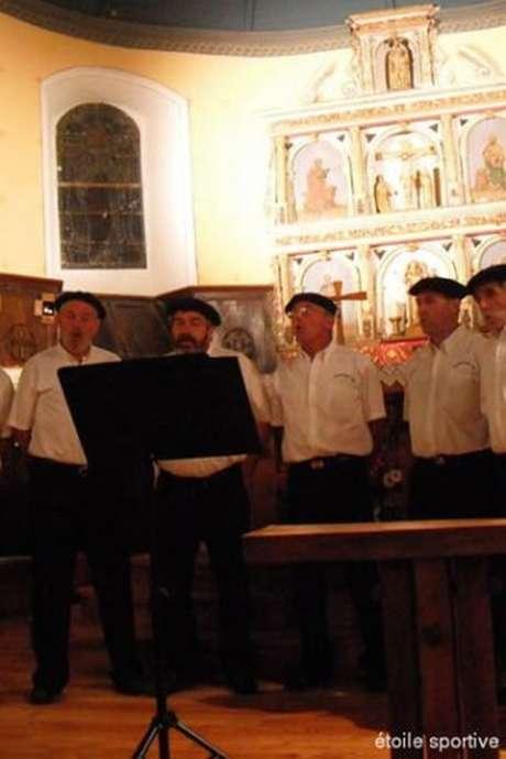 Concert Chorale Aurprès de Vous