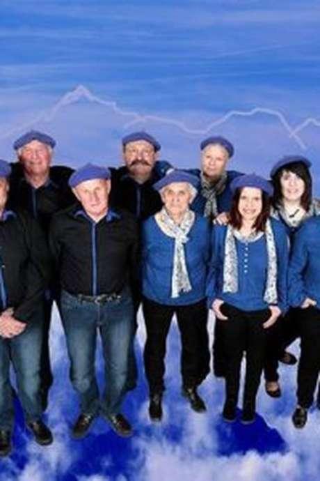 """Concert chorale """"Les bérets bleus"""""""