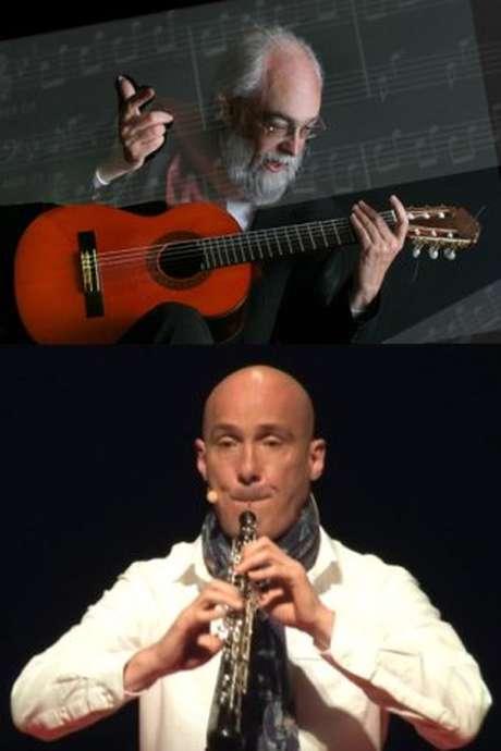 Concert duo Hautbois et guitare