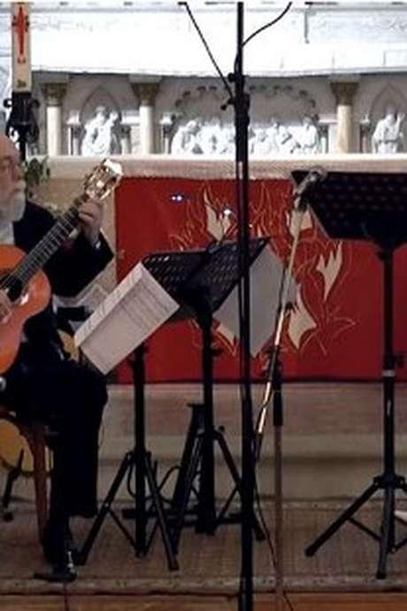 Concert Duo guitare et flûte