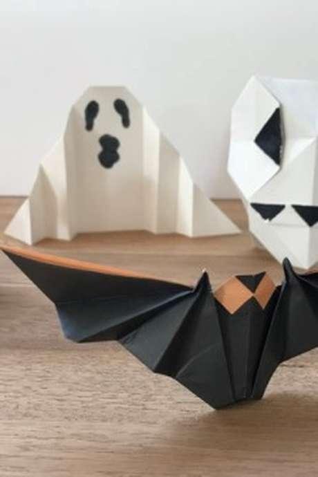 Atelier Origami d'Haloween