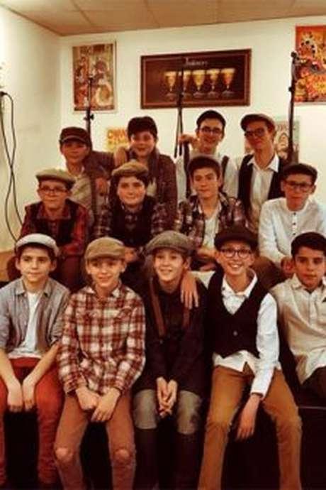 Concert Les Petits Chanteurs des Rues