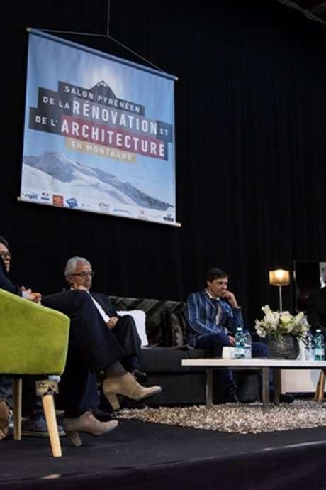 Salon Pyrénéen de la Rénovation et de l'Architecture de Montagne