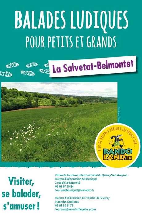 Randoland à La Salvetat Belmontet