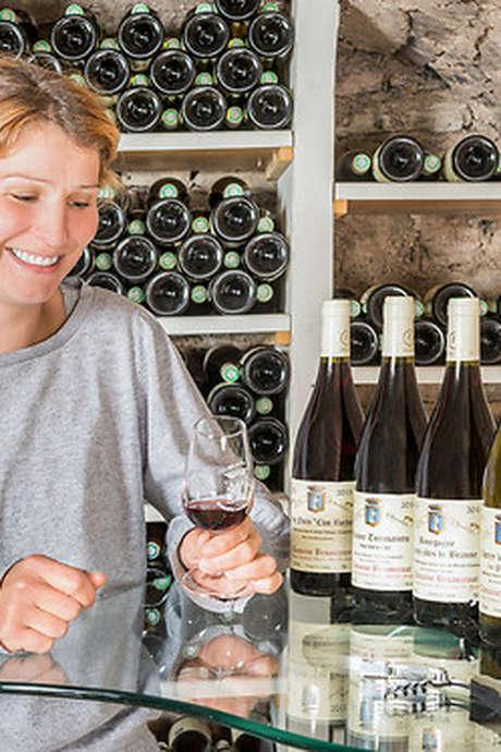 Domaine Besancenot : Dégustation Découverte des 1er crus de Beaune - Spéciale vente de vins