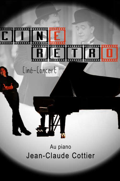 25ème Festival Ciné Rétro de Beaune en ciné-concerts