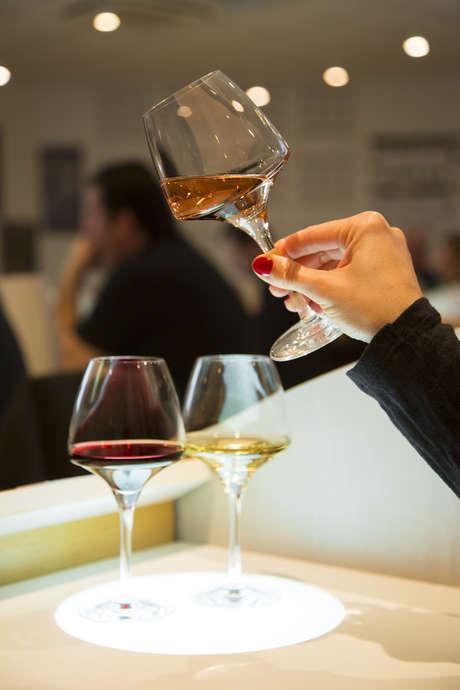 Journée Sensorielle avec l'Ecole des Vins de Bourgogne