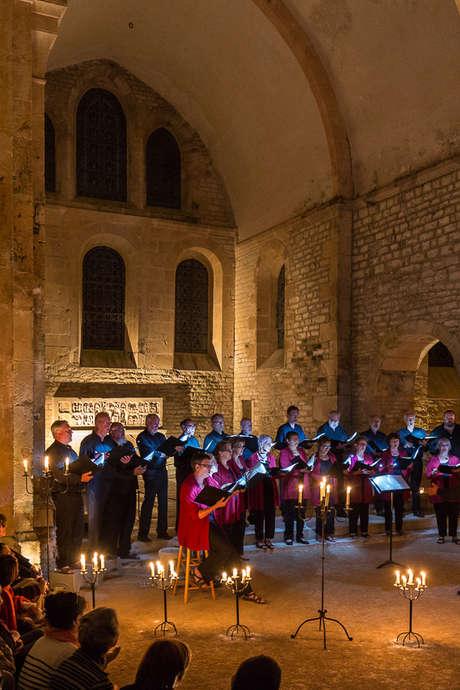 Nocturnes de Fontenay avec l'Ensemble Laostic