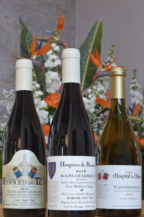 Marché aux vins - Dégustations spéciales Vente des Vins