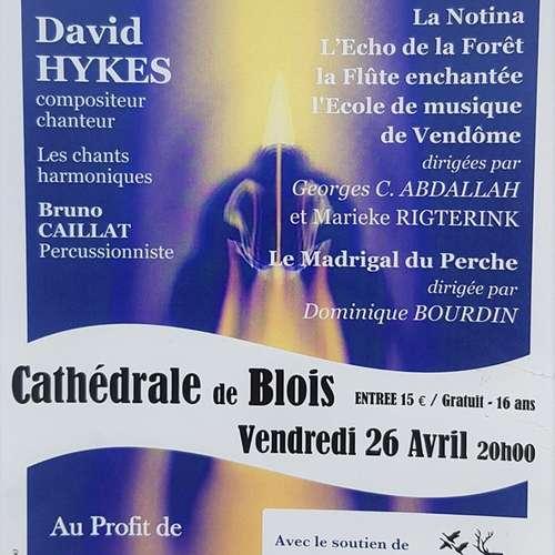 """Concert """"Au delà des voix"""""""