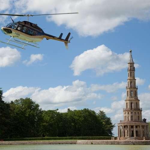 Air Touraine Hélicoptère et Montgolfière