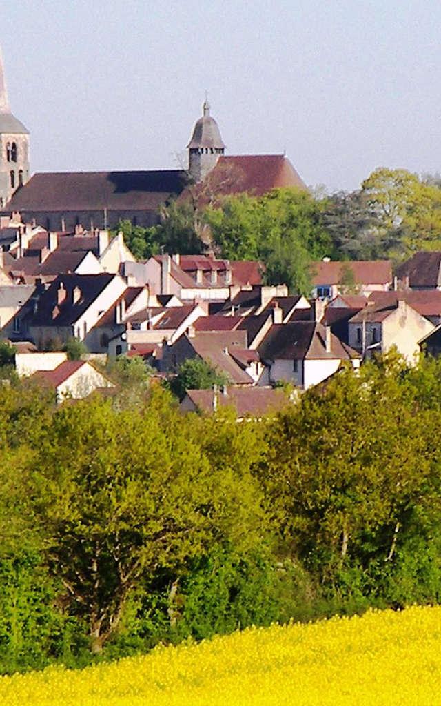 Visite guidée d'Evaux-les-Bains