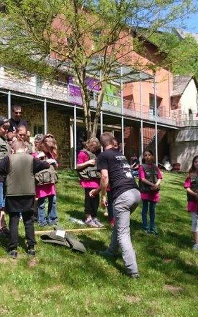 Ecole de Pêche Fédérale de l'Aveyron