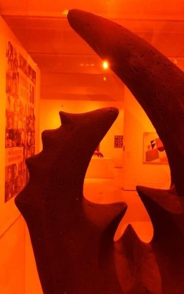 mes vacances au musée Soulages : visite ludique du Faune