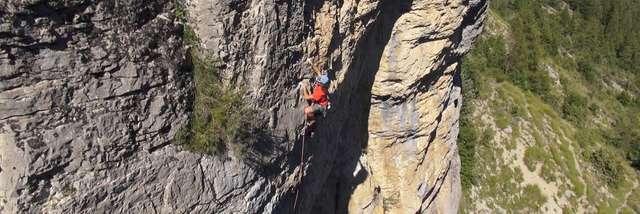 Escalade - Bureau des Guides Champsaur Valgaudemar
