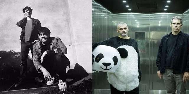 Michel Cloup Duo + Bruit noir + Festin