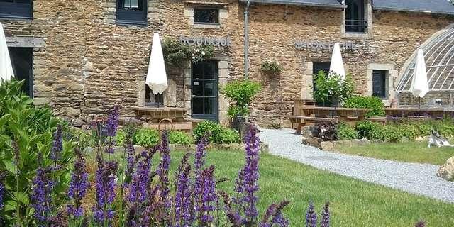Salon de thé la maison de l'hortensia