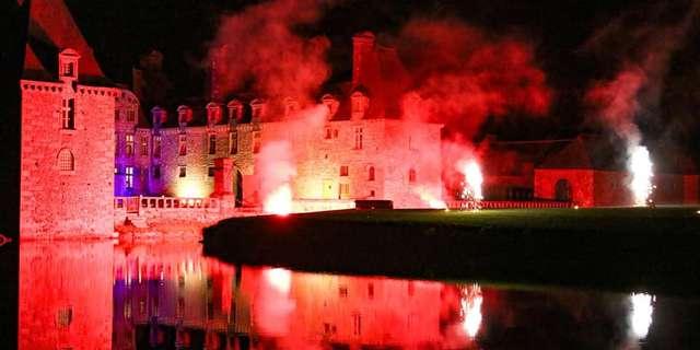 Soirée Nocturne au Château du Rocher Portail