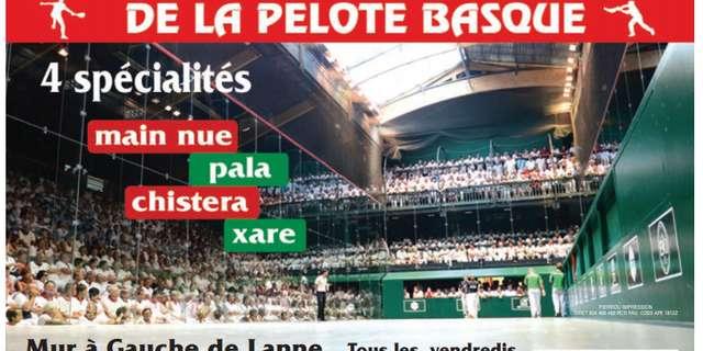 Initiation et découverte de la pelote basque