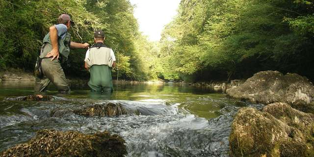 Lionel ARMAND - Guide de pêche