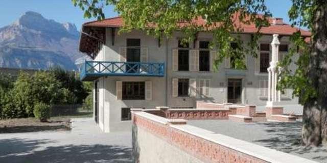 Maison Bergès - Musée de la Houille blanche - fermé