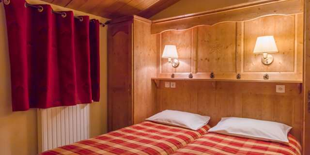 Résidence Les Balcons de Val Cenis Village - Appartement 2-4 personnes supérieur