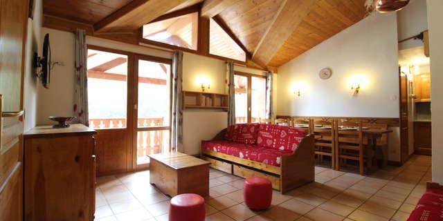 Les Balcons de Val Cenis le Haut A209 - 5 pièces - 12 personnes