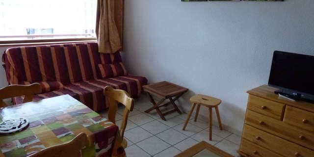 Résidence Les Balcons Des Curtious - Appartement 3 pièces cabine 6 personnes - BA6