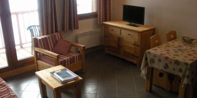 Résidence Le Criterium - Appartement 4 pièces cabine 6 personnes - CRIA01