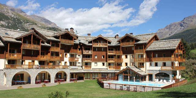Résidence Les Alpages - Appartement 4 pièces 6/8 personnes