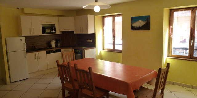 Lanslebourg Village - Appartement 3 pièces cabine 6 personnes - 696