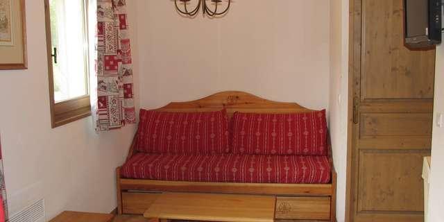 Résidence Au Bonheur des Pistes - Appartement 5 pièces 10 personnes - BONB37