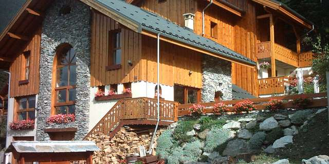Chalet Deleglise 10/14 pers.