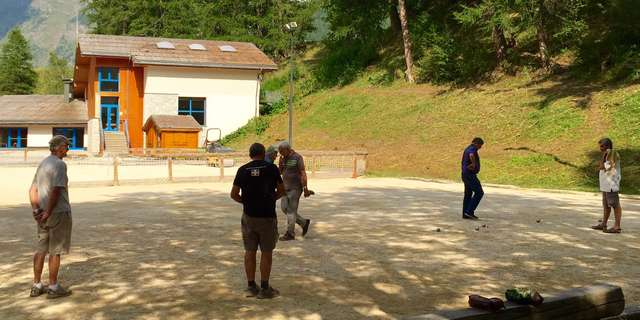 Petanque Tournament by Petanque Haute Maurienne