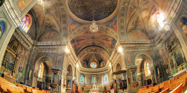 Visite guidée de l'église Notre-Dame de l'Assomption