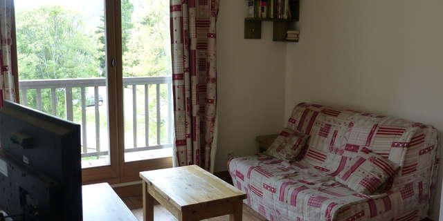 Résidence Le Clos Vanoise - Appartement 3 pièces cabine 8 personnes - CVE14
