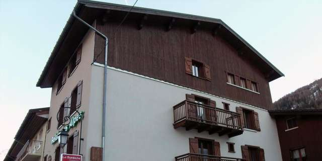 Burdin Gilles - Le Relais des Alpes - apt La Parrachée