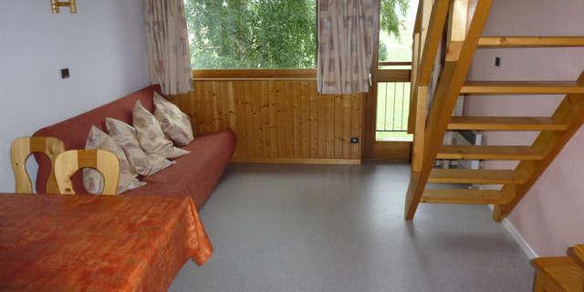 Résidence Albaron - Appartement 2 pièces cabine 6 personnes - ALBA262