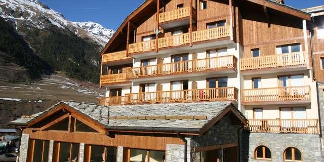 Résidence Lagrange - Les Valmonts - Appartement 2 pièces 4 personnes