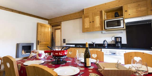 Résidence Le Criterium - Appartement 4 pièces cabine 6 personnes - CRID01