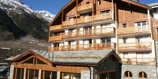 Résidence Lagrange - Les Valmonts - Appartement 3 pièces 6 personnes