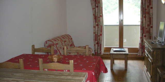 Résidence Le Clos Vanoise - Appartement 2 pièces cabine 6 personnes - CV11